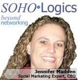 Picture of Jennifer Madden, the CEO of SOHOLogics, Inc.